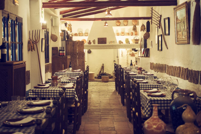 Restaurante quijotesco