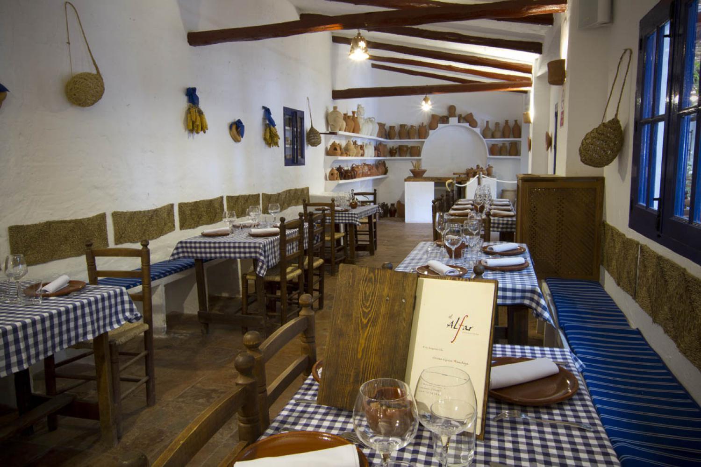 Restaurante el Alfar Consuegra